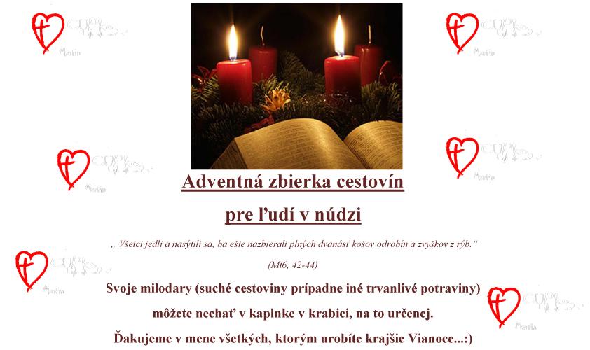 adventnazbierka